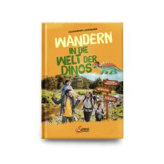 Geschenkabo mit Dino-Wanderbuch